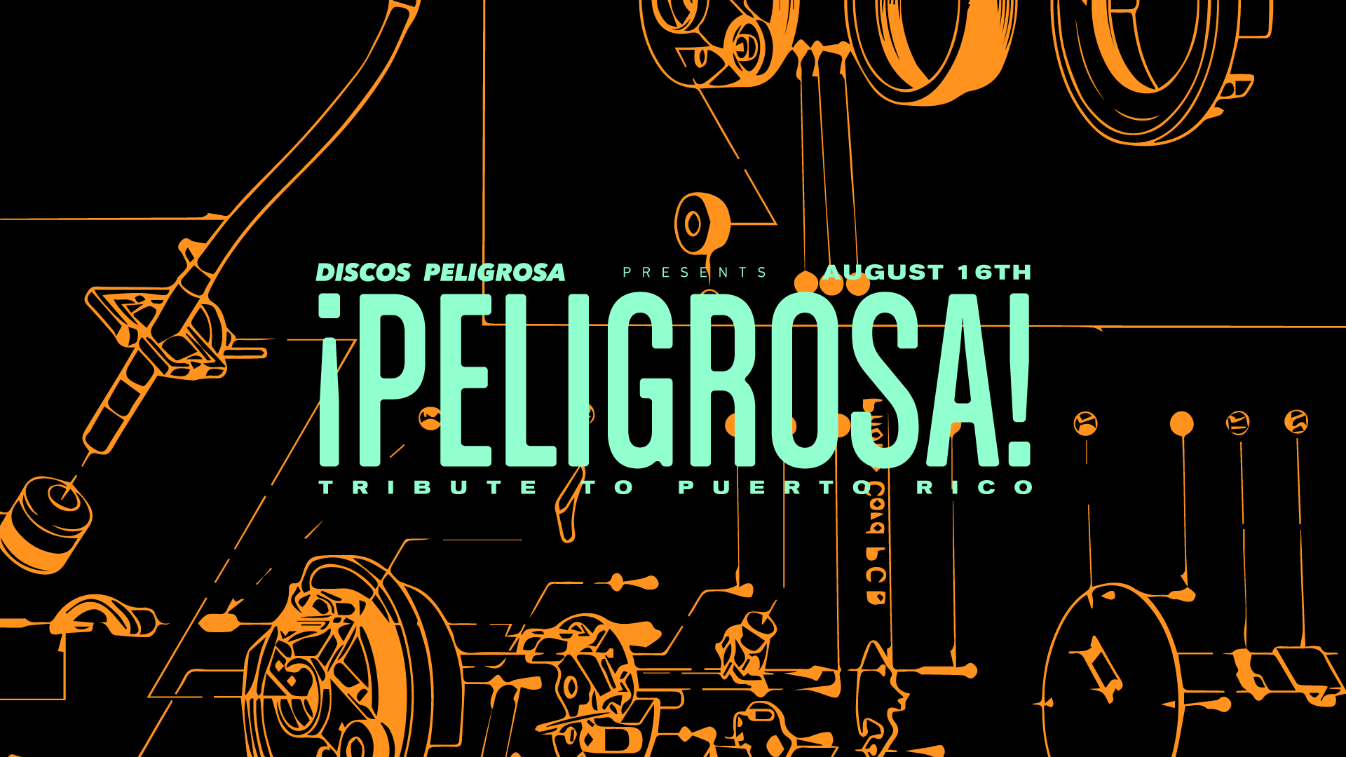 Peligrosa at Northdoor